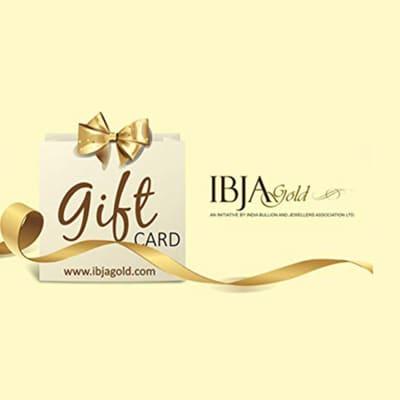 IBJA Gold E-Gift Card