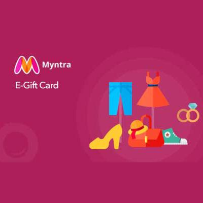 Myntra E-Gift Card