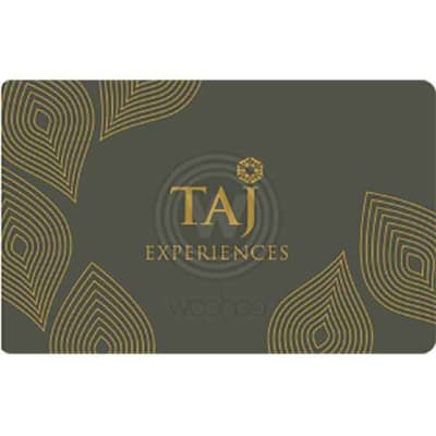 Taj Hotels E-Gift Card