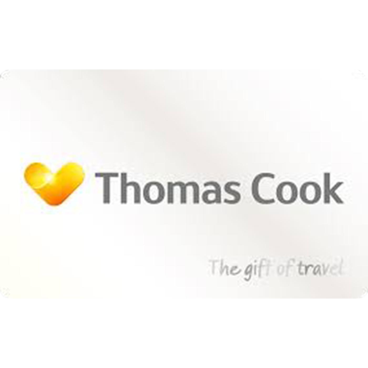 Thomas Cook E-Gift Card