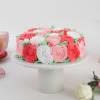 Gift Abundant Roses Chocolate Cake (Half Kg)