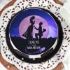 Buy Amazing Love Proposal Cake (Half Kg)