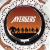 Buy Avengers Cake (Half Kg)