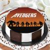 Avengers Cake (Half Kg) Online