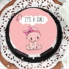 Buy Baby Girl Cake (Half kg)