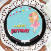 Buy Barbie Birthday Cake (Half Kg)