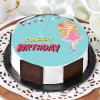 Barbie Birthday Cake (Half Kg) Online