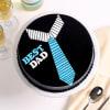 Buy Best Dad Chocolate Cake (Half Kg)