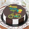 Bicycle Birthday Cake (Half Kg) Online