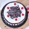 Buy Black Forest Cake (Half Kg)