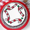 Buy Black Forest Christmas Cake (Half kg)