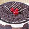 Shop Black Forest Gateau Cake (Eggless) (1 Kg)