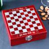 Chessboard Valentine Wine Kit Online