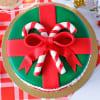 Gift Christmas Designer Gift Cake (1 Kg)