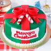Christmas Designer Gift Cake (1 Kg) Online