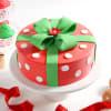 Christmas Gift Cake (1 Kg) Online