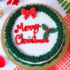 Gift Christmas Pineapple Cake (Half Kg)