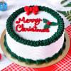 Christmas Pineapple Cake (Half Kg) Online