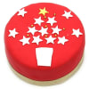 Christmas Star 6 inches Cake Online