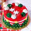 Christmas Theme Truffle Cake Online