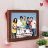 Gift Crazy Friends Personalized Photo Frame