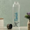 Gift Cricket Lover Personalized Glass Water bottle