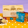 Gift Customized Assorted Cookie Box with Cashews & Almonds