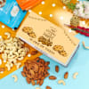 Customized Assorted Cookie Box with Cashews & Almonds Online