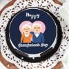 Buy Cute Grandparents Day Cake (Half Kg)
