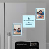 Cute Personalized Fridge Magnets (Set of 3) Online