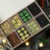 Gift Delightful Combo of Dryfruits, Chocolates & Flavored Tea-800gms