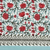 Shop Designer Bedsheet with Pillow Covers in Floral Print