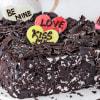 Shop Divine Black Forest Cake (Half Kg)