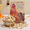 Diwali Card With Kaju 200 Gms Online