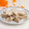 Gift Diwali Card With Kaju Katli 500 Gms & 2 Bournville Chocolates