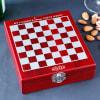 Favourite Buddy Personalized Chess Board Wine Kit Online