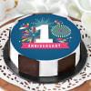 First Anniversary Cake (Half Kg) Online