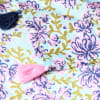 Buy Floral Sanganeri Printed Cotton Stole