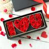 I Love You Flower Box Online