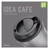 Gift Idea Cafe Suction Mug (400ml) - Customize With Logo