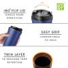 Shop Idea Cafe Suction Mug (400ml) - Customize With Logo