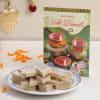 Kaju Katli 500 Gms With Diwali Card Online