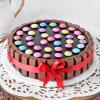 Kit Kat Cake (Half Kg) Online