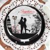 Buy Love Together Cake (1 Kg)