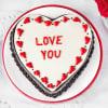Buy Love You Proposal Cake (Half Kg)