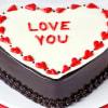 Shop Love You Proposal Cake (Half Kg)
