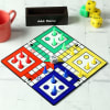 Ludo Game Board Coasters with Accessories & Personalized Holder Online