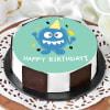 Monster Birthday Cake (Half Kg) Online