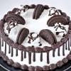 Shop Oreo Drip Cake 1 Kg