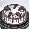 Oreo Drip Cake Half Kg Online